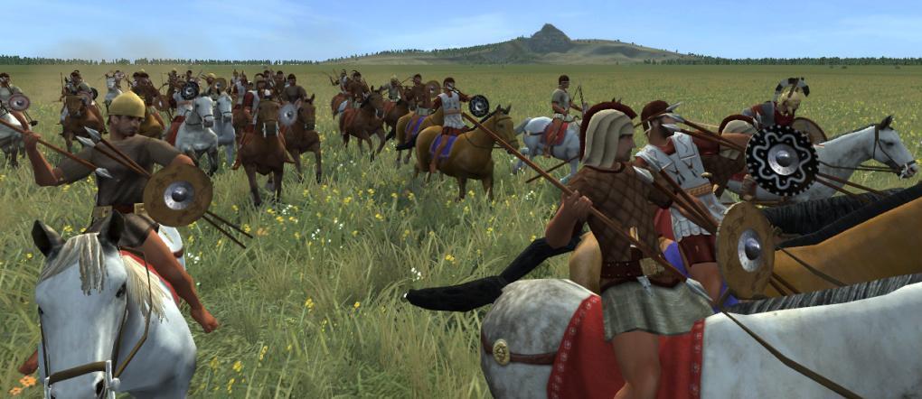 Medieval Total War Патч Мод