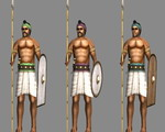Indian Levy Spearmen