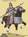 Parthian Early Bodyguards